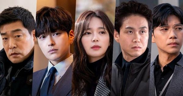 Điếng người xem ''bố'' Park Seo Joon cùng ''chồng cũ'' Song Hye Kyo phá án trong bom tấn hình sự