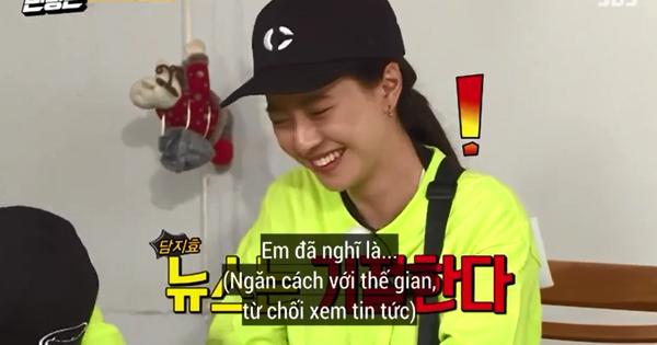 Jeon So Min tiết lộ chuyện ai cũng biết mình bị bệnh chỉ trừ Song Ji Hyo