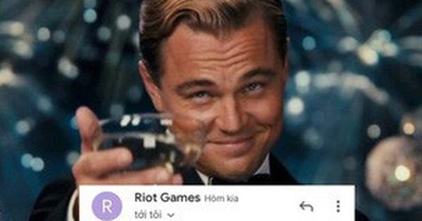 Hàng loạt game thủ Việt nhận được email từ Riot, háo hức vì tưởng thư mời test LMHT: Tốc Chiến