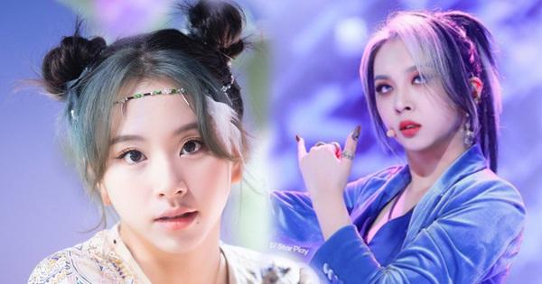 Hàn Quốc rộ trào lưu nhuộm riêng tóc mái màu chóe, hóa ra hội idol đều đã ''đu trend'' hết cả rồi!