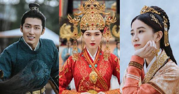 ''Yến Vân Đài'' tung trailer cực hot: Đậu Kiêu trơ mắt nhìn Đường Yên trở thành ''vợ người ta'', Xa Thi Mạn xuất hiện ít mà chất