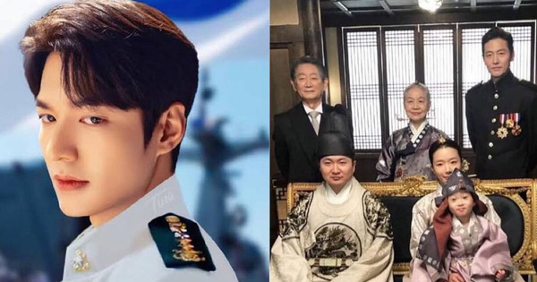 Quân Vương Bất Diệt lộ ảnh sốc đến cạn lời: Nghịch tặc Lee Lim lên làm vua, Lee Min Ho xuống kiếp làm dân đen?