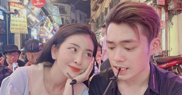 Huyền Thoại bay ra Hà Nội hẹn hò Ngọc Anh hậu ''Người ấy là ai'', xem ánh mắt nhìn nhau tình chưa kìa!