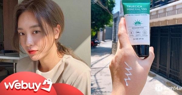 Review kem chống nắng Some By Mi: Trừ mùi hương ra thì mọi thứ đều xuất sắc, là kem chống nắng Hàn bình dân ''đỉnh'' nhất nhì lúc này
