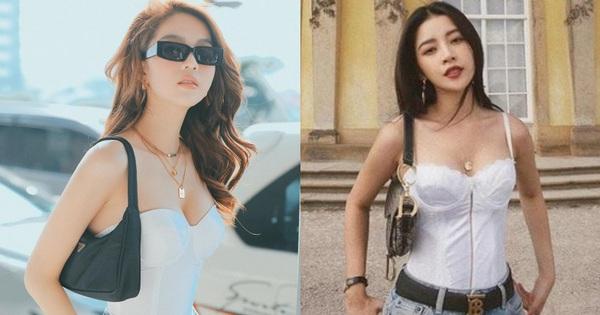 Trong MV là ''tình địch'', ngoài đời Chi Pu - Ngọc Trinh cũng có cuộc đua visual nảy lửa: Nhiều lần diện style na ná nhau nhưng ai hơn ai?