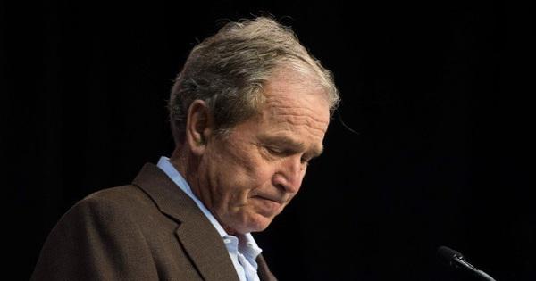 """Cựu Tổng thống George W. Bush: """"Hãy lắng nghe người biểu tình"""""""