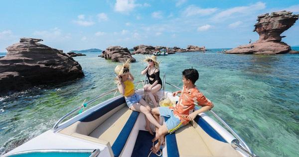 Đang nghiên cứu thí điểm mở cửa cho du khách quốc tế đến đảo Phú Quốc