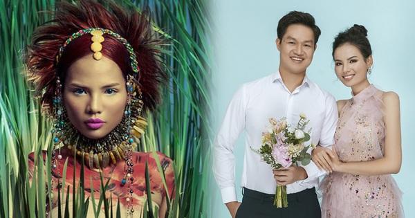 Thêm 1 cựu thí sinh Next Top, Hoa hậu Hoàn vũ lên xe hoa: Đối thủ một thời của H'Hen Niê, Hoàng Thùy, Mâu Thủy...
