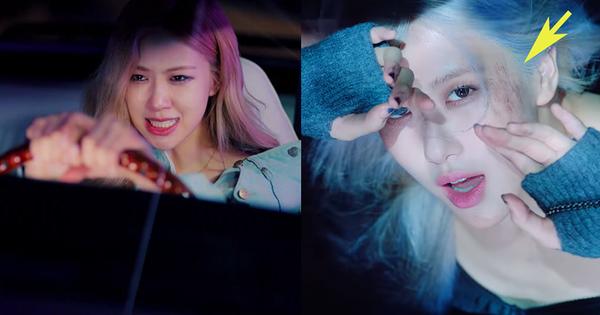 """Những chi tiết bị bỏ quên trong ''How You Like That'': Rosé bị thương là do tai nạn từ ''Kill This Love"""", MV debut của BLACKPINK cũng có liên quan?"""