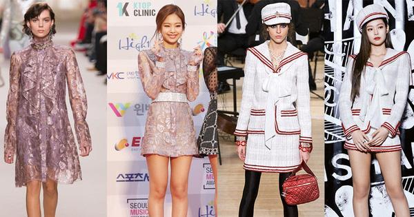 Chẳng có chân dài miên man nhưng Jennie vẫn diện đồ ăn đứt model chuyên nghiệp, công lao lớn thuộc về stylist