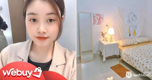 Cô bạn Thanh Hoá chi 2,5 triệu lắp đầy phòng trống dàn đồ decor xinh xắn, nhìn cái nào cũng muốn hỏi mua ở đâu thế?