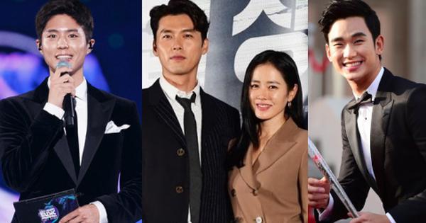 Baeksang 2020 quy tụ toàn ''quái vật'' nhưng spotligt dồn sạch vào ''đôi tình nhân'' Hyun Bin - Son Ye Jin?
