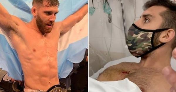 Cố gắng chống trả bọn cướp, nhà vô địch võ thuật thế giới bị bắn suýt chết
