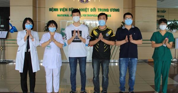 Việt Nam đã chữa khỏi 305 bệnh nhân Covid-19, chỉ còn 23 trường hợp đang được điều trị