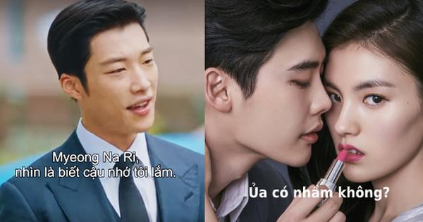 Netizen đào mộ ảnh Lee Jong Suk dính như keo ''Na Ri trà sữa'', fan Quân Vương Bất Diệt ồ ạt tung meme Eun Seob ra ''vùi dập''