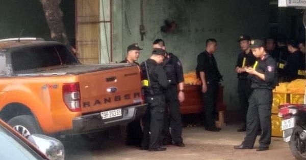 NÓNG: Bắt giam trưởng đài hóa thân hoàn vũ ở Nam Định sau vụ bảo kê hỏa táng