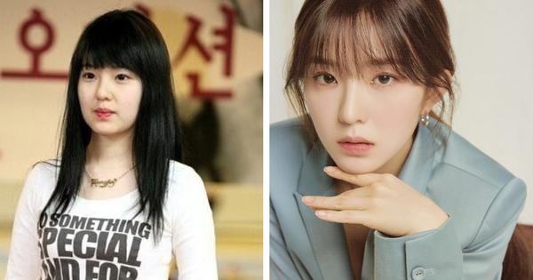 Netizen cũng phải choáng váng với khả năng ''phù phép'' nhan sắc của nhà SM khi xem lại loạt hình cũ của hội idol
