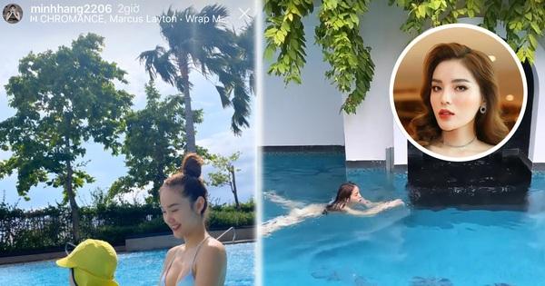 Kỳ Duyên lẫn Minh Hằng thi nhau up ảnh đi bơi giải nhiệt, có 5 điều mà bạn cần biết để bảo vệ làn da không ''đen nhẻm'', xuống sắc khi bơi