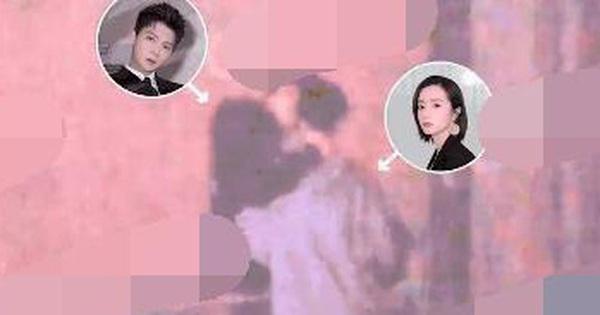 Chia tay mỹ nhân ''Chân Hoàn truyện'' được 6 tháng, Trương Minh Ân bị bắt gặp khóa môi ''tình cũ'' nam thần ''Đông Cung''