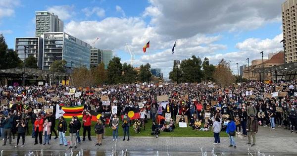 Biểu tình phản đối phân biệt đối xử lan rộng khắp Australia