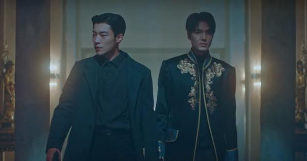 Én nhẹm preview tập cuối, Quân Vương Bất Diệt nhá hàng after credit siêu ngầu: Lee Min Ho xuyên không giết nghịch tặc