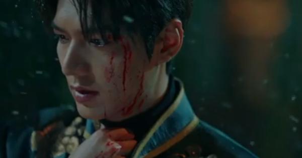 Preview Quân Vương Bất Diệt tập cuối: Lee Min Ho và cận vệ Woo Do Hwan bê bết máu