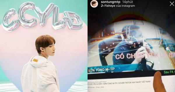 Bản cover ''Có Chắc Yêu Là Đây'' bằng sáo trúc có gì hay mà khiến Sơn Tùng khoe lên instagram và dành hết lời ngợi khen đến thế?