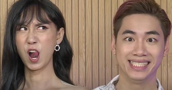 Mix-In Show: Lynk Lee, K-ICM khiến mọi người ''ngã ngửa'' khi thi nhau làm mặt xấu