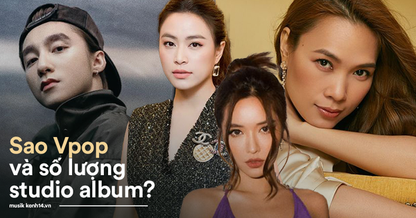 Kiểm kê lượng album của các nghệ sĩ Vpop: Người đều chằn chặn mỗi năm một album, người có quá trời hit nhưng lại không có album nào?