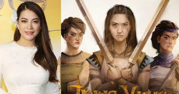 """Ekip Trưng Vương đăng đàn """"lùng"""" 7 nữ tướng, vậy nữ chính có khả năng về tay Trương Ngọc Ánh?"""