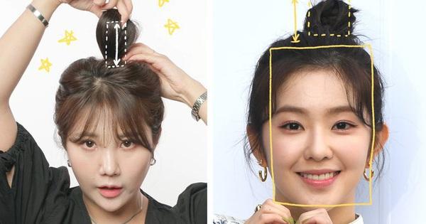 """Stylist """"bóc trần"""" bí kíp buộc tóc của Irene, bảo sao cô luôn xinh đẹp khiến dân tình ngắm mãi không chán"""