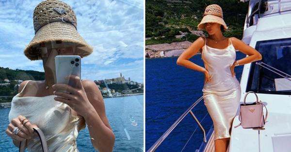 Bạn gái Ronaldo đăng ảnh khoe dáng bên du thuyền siêu đắt đỏ nhưng các fan lại chỉ chú ý đến vật lấp lánh trên ngón tay của cô nàng