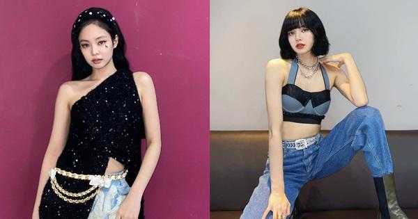 Stylist lại ''dí'' cho Jennie và Rosé trang phục biểu diễn khó cảm, Lisa thì mờ nhạt, được mỗi Jisoo khá khẩm nhất