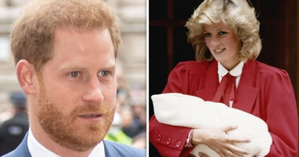Ngay khi hạ sinh Hoàng tử Harry, Công nương Diana đau lòng nhận ra cuộc hôn nhân toàn bi kịch của mình sẽ tan vỡ không sớm thì muộn