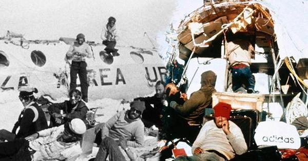 Lời kể nạn nhân vụ rơi máy bay ám ảnh nhất lịch sử: Phải ăn tử thi để sống, mang nỗi day dứt đến chết không thể nguôi ngoai