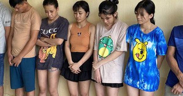 Đi làm ăn xa, mở ''đại tiệc'' ma túy mời bạn bè từ miền Nam ra Sầm Sơn để ''bay lắc''
