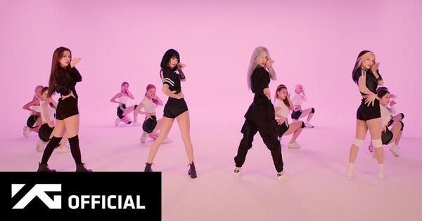 BLACKPINK tung video vũ đạo của 'How You Like That' chuẩn vừa đen vừa hồng, ơn giời không còn tập trong phòng thiếu sáng nữa rồi!