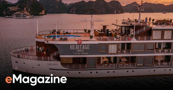 Lênh đênh trên du thuyền 5 sao, ngắm trọn vẹn vẻ hoang sơ của vịnh Lan Hạ: Trải nghiệm hoàn toàn mới về biển Việt Nam bạn cần thử ngay hè này!