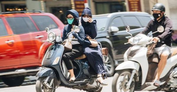 Cảnh báo đợt nắng nóng kéo dài trong nhiều ngày tới, chỉ số tia UV ở mức gây hại cao