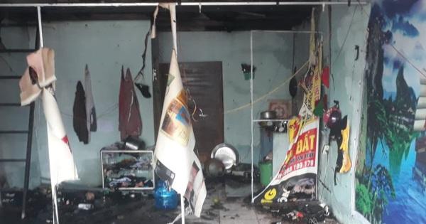 3 người tử vong tại tiệm cầm đồ ở Bình Dương là 2 vợ chồng và con trai 6 tuổi, nghi án đốt nhà tự tử