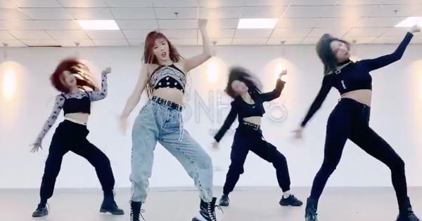 Học trò Lisa tại show Trung rủ nhau dance cover ''How You Like That'' nhưng Khổng Tuyết Nhi và Hứa Giai Kỳ ai nhảy đẹp hơn?