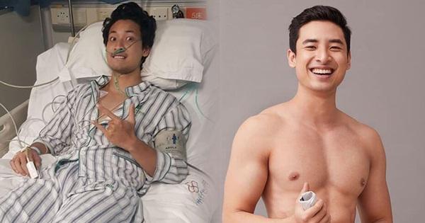 Hoàng Gia Anh Vũ (Vietnam''s Next Top Model) tuyên bố khỏe mạnh sau thời gian dài chữa trị bệnh ung thư