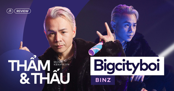 """""""Bigcityboi"""" - Binz tiếp tục khoe sự ''bad boy'' và đào hoa độc tôn trong nhạc Việt"""