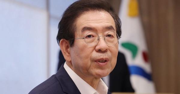 Nóng: Con gái Thị trưởng Seoul báo tin bố mất tích, điện thoại tắt không liên lạc được