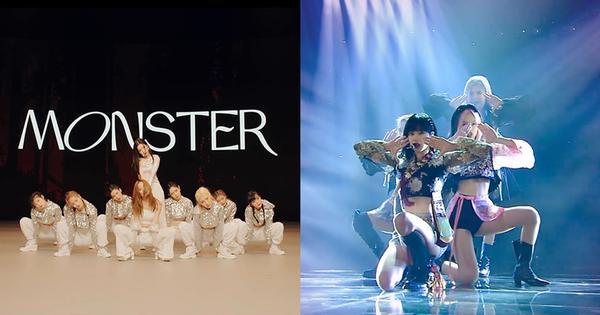 Sân khấu của IRENE & SEULGI được SM đầu tư xịn hơn show âm nhạc, còn BLACKPINK lên show Mỹ mà… chẳng khác gì quay ở Inkigayo