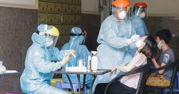 Một bệnh nhân mắc Covid-19 ở Sài Gòn tái dương tính...