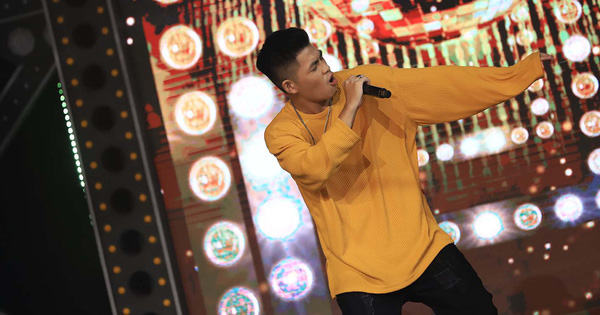 Xuất hiện thí sinh ''Rap Việt'' tự tin khẳng định Binz không có cửa làm bad boy so với mình!