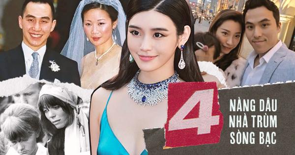 4 nàng dâu gia tộc trùm sòng bạc Macau: Dâu trưởng ''khắc phu'' đến ám ảnh, Ming Xi thị phi, ''Lọ Lem đời thực'' không trụ được