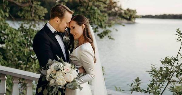 Nữ Thủ tướng Phần Lan tổ chức lễ cưới chỉ với 40 khách mời do Covid-19
