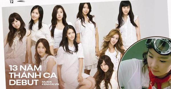 13 năm ra mắt ''Into The New World'' của SNSD: Không chỉ là bài hát giới thiệu nhóm nữ huyền thoại mà còn mở ra một thời đại mới cho Kpop